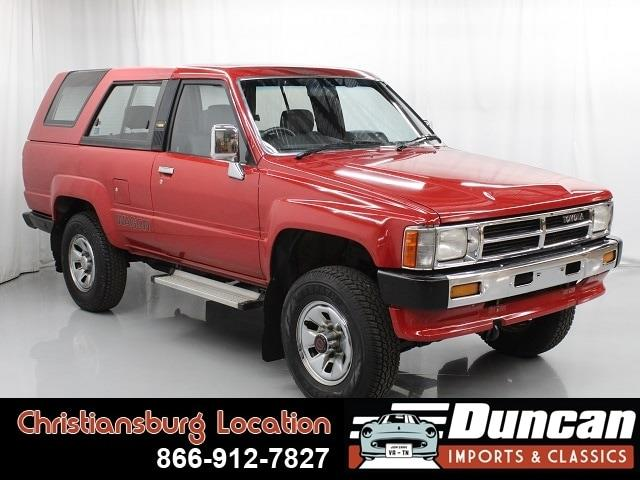 1987 Toyota Hilux (CC-1364668) for sale in Christiansburg, Virginia