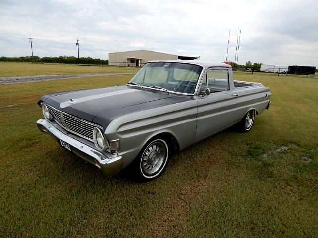 1965 Ford Ranchero (CC-1360467) for sale in Wichita Falls, Texas