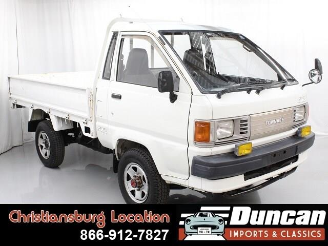 1991 Toyota TownAce (CC-1364675) for sale in Christiansburg, Virginia