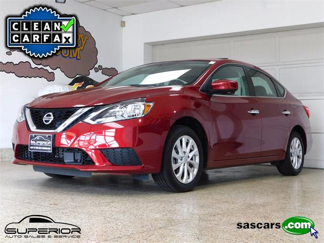 2019 Nissan Sentra (CC-1364680) for sale in Hamburg, New York