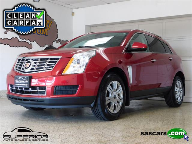 2014 Cadillac SRX (CC-1364684) for sale in Hamburg, New York