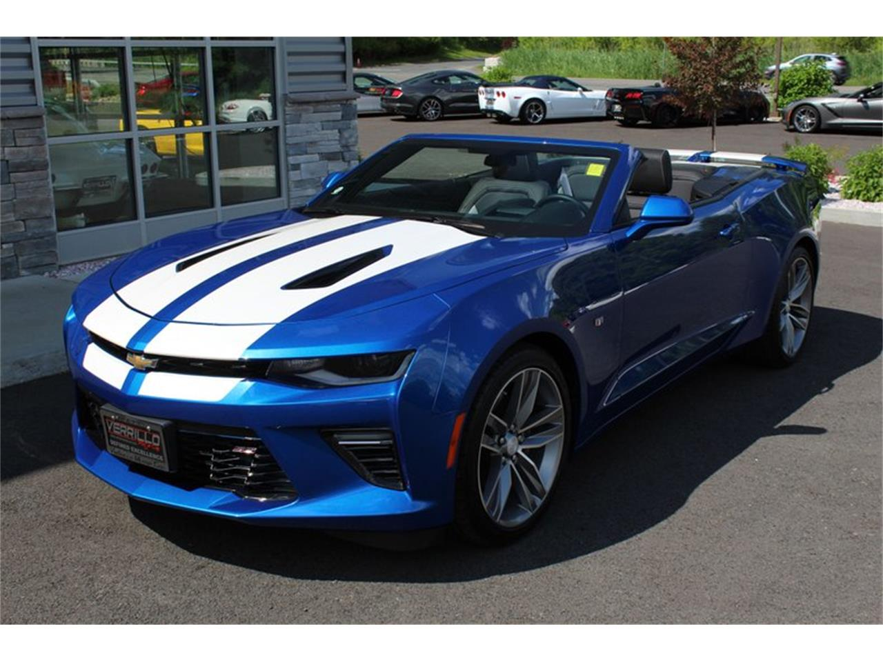 2016 Chevrolet Camaro (CC-1360469) for sale in Clifton Park, New York