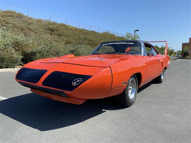 1970 Plymouth Superbird (CC-1364693) for sale in Fairfield, California