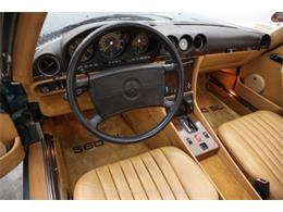 1987 Mercedes-Benz 560SL (CC-1364698) for sale in Beverly Hills, California