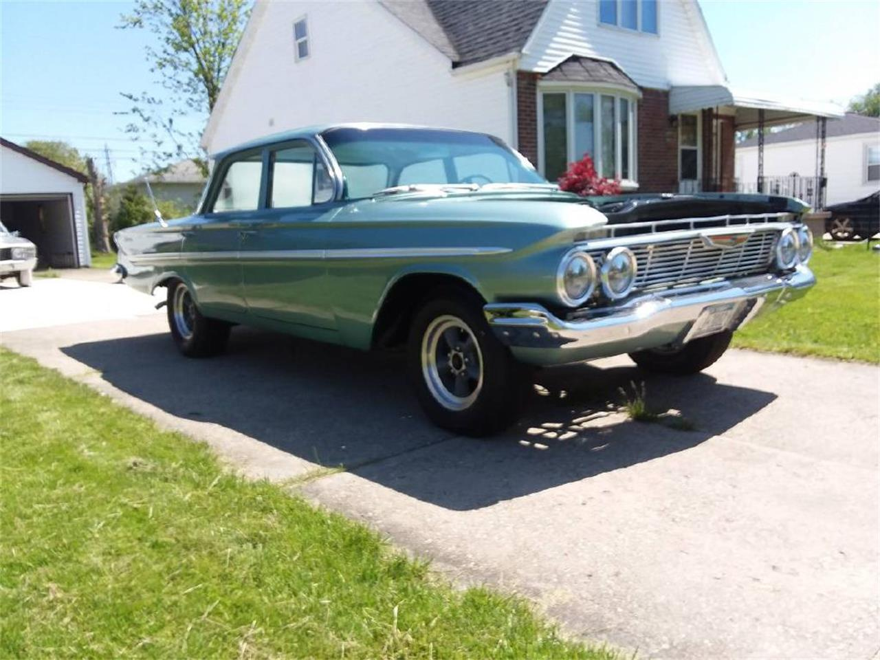 1961 Chevrolet Bel Air (CC-1364702) for sale in West Pittston, Pennsylvania