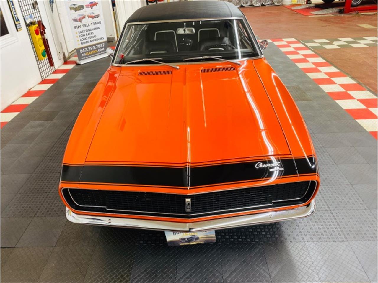 1967 Chevrolet Camaro (CC-1364710) for sale in Mundelein, Illinois