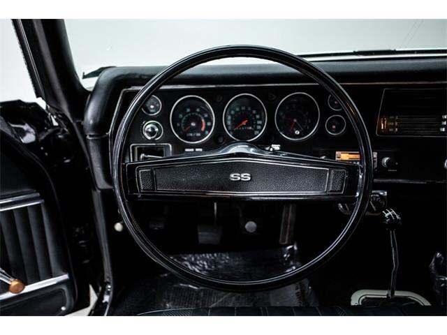 1970 Chevrolet Chevelle (CC-1364718) for sale in Cedar Rapids, Iowa