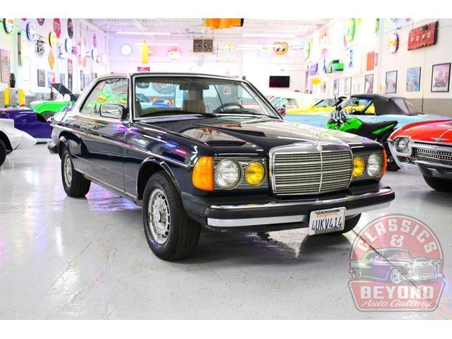 1981 Mercedes-Benz 280