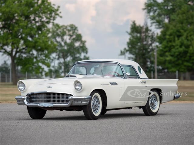 1957 Ford Thunderbird (CC-1364735) for sale in Auburn, Indiana