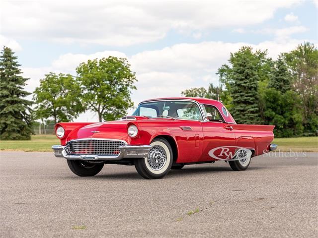 1957 Ford Thunderbird (CC-1364736) for sale in Auburn, Indiana