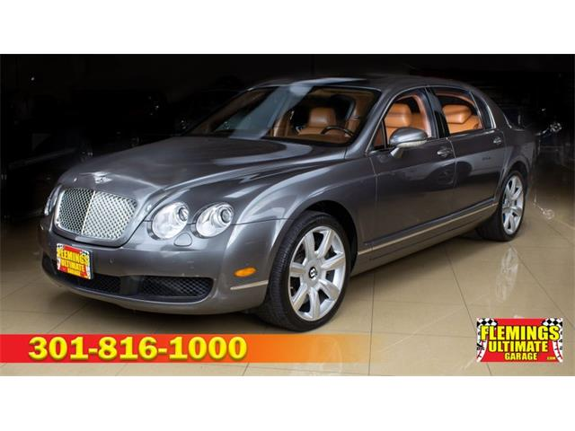 2008 Bentley Continental (CC-1360475) for sale in Rockville, Maryland