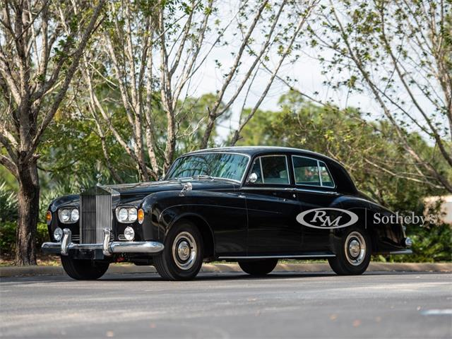 1964 Rolls-Royce Silver Cloud III (CC-1364752) for sale in Auburn, Indiana
