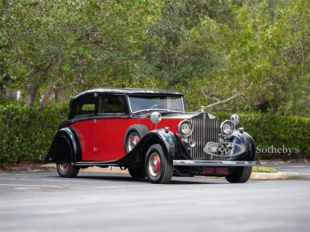 1937 Rolls-Royce Phantom III (CC-1364753) for sale in Auburn, Indiana