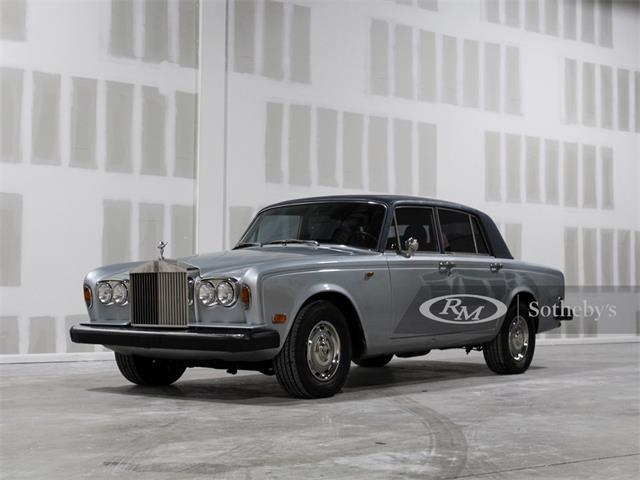 1976 Rolls-Royce Silver Shadow II (CC-1364759) for sale in Auburn, Indiana