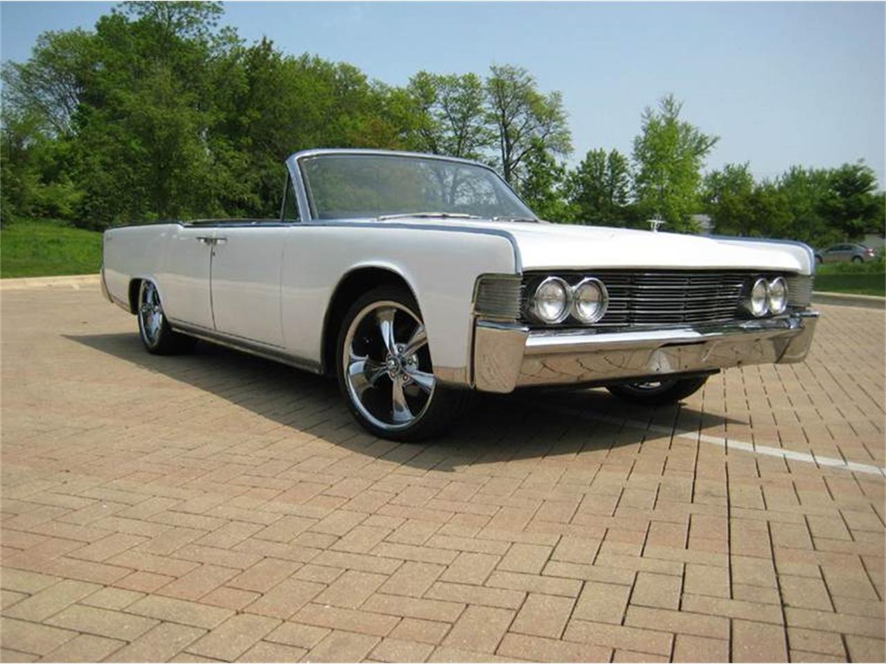 1965 Lincoln Continental (CC-1364783) for sale in Geneva, Illinois