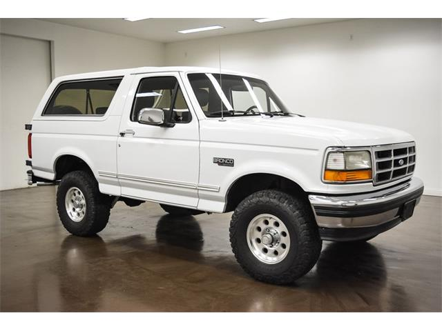 1993 Ford Bronco (CC-1360479) for sale in Sherman, Texas