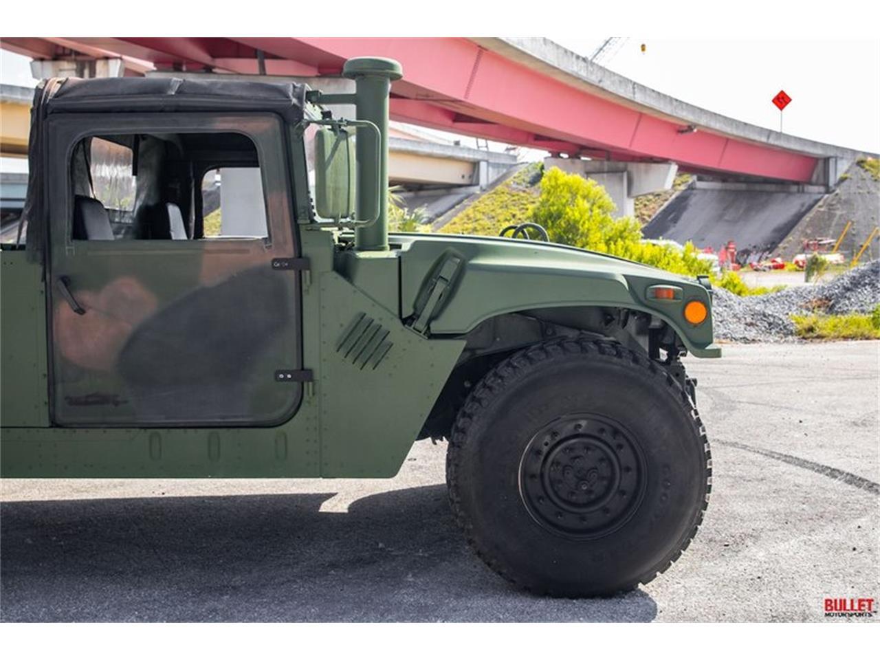 2000 AM General Hummer (CC-1364791) for sale in Fort Lauderdale, Florida