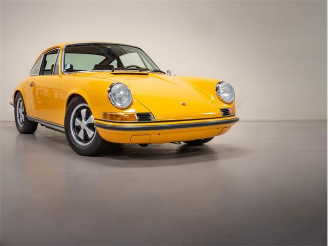 1972 Porsche 911 (CC-1364794) for sale in Fallbrook, California