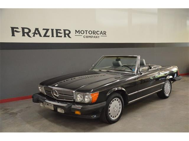 1986 Mercedes-Benz 560SL (CC-1364795) for sale in Lebanon, Tennessee