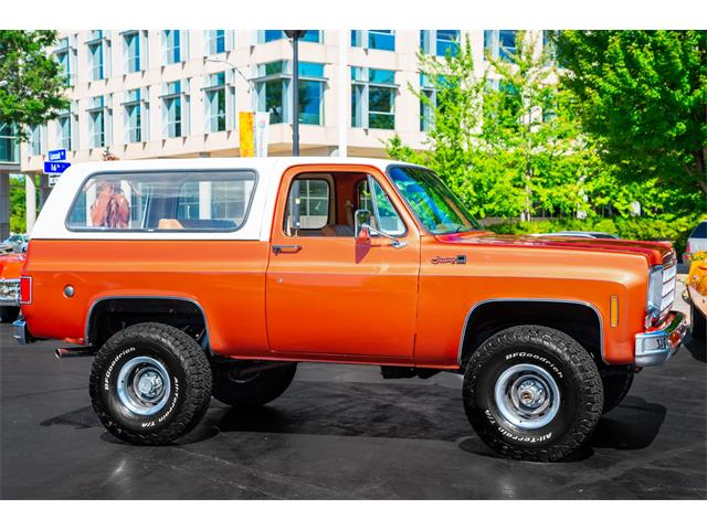 1977 GMC Jimmy (CC-1364797) for sale in Des Moines, Iowa