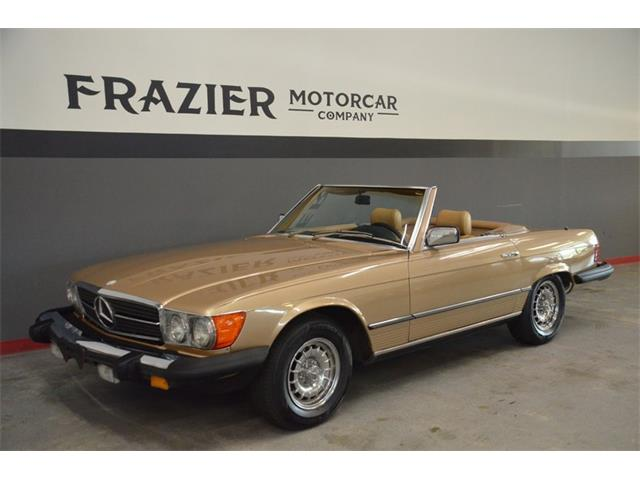 1980 Mercedes-Benz 450SL (CC-1364799) for sale in Lebanon, Tennessee