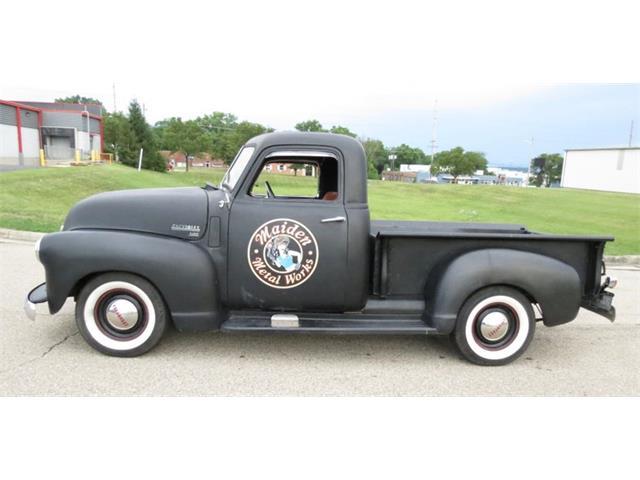 1949 Chevrolet 3100 (CC-1364802) for sale in Dayton, Ohio