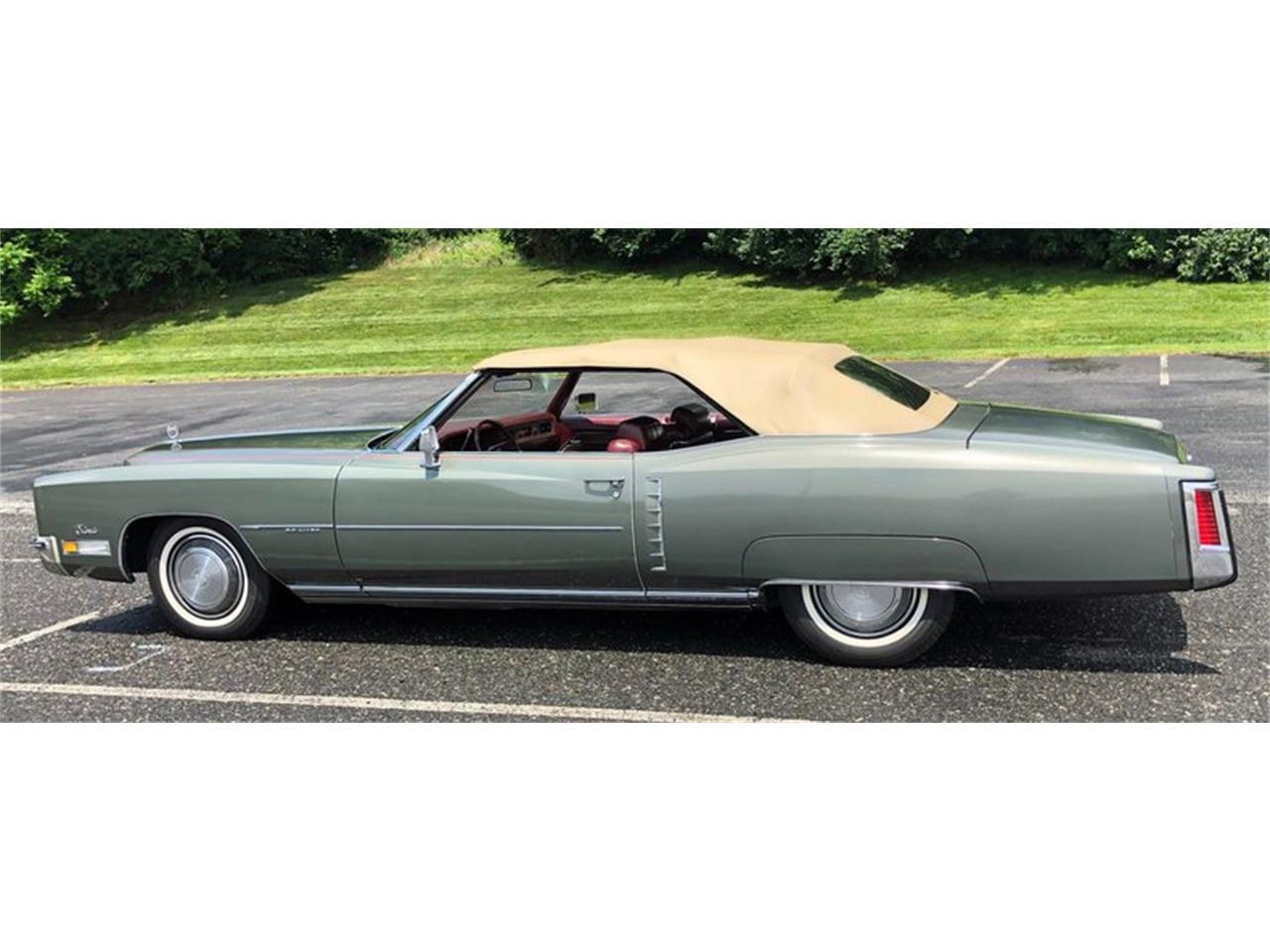 1972 Cadillac Eldorado (CC-1364809) for sale in West Chester, Pennsylvania