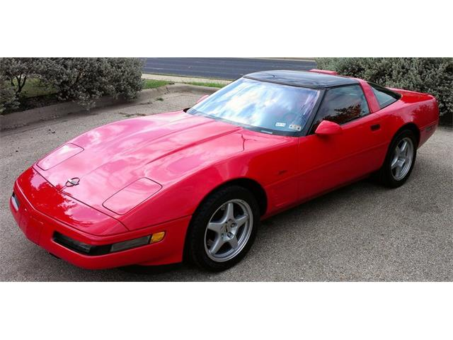 1995 Chevrolet Corvette (CC-1364829) for sale in Austin, Texas
