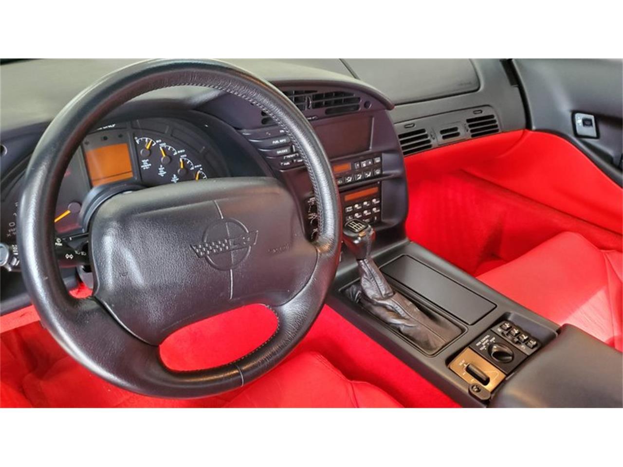 1995 Chevrolet Corvette (CC-1364829) for sale in Austin, Texas