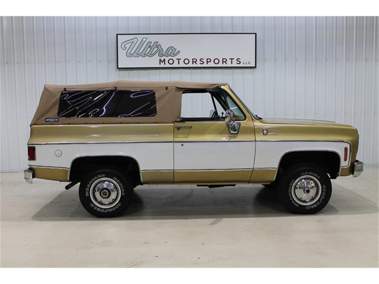 1975 Chevrolet K5 Blazer (CC-1364843) for sale in Fort Wayne, Indiana