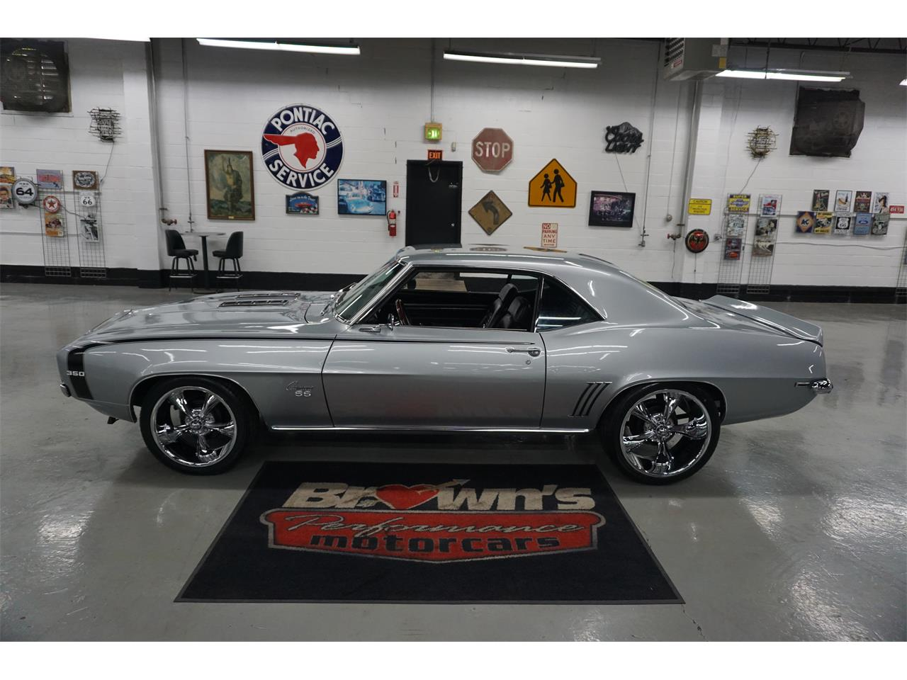 1969 Chevrolet Camaro (CC-1364851) for sale in Glen Burnie, Maryland