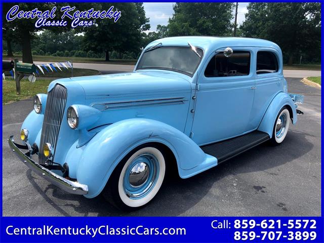 1936 Plymouth Deluxe (CC-1364852) for sale in Paris , Kentucky
