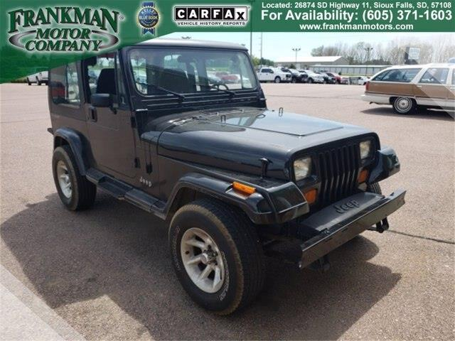 1993 Jeep Wrangler (CC-1364853) for sale in Sioux Falls, South Dakota