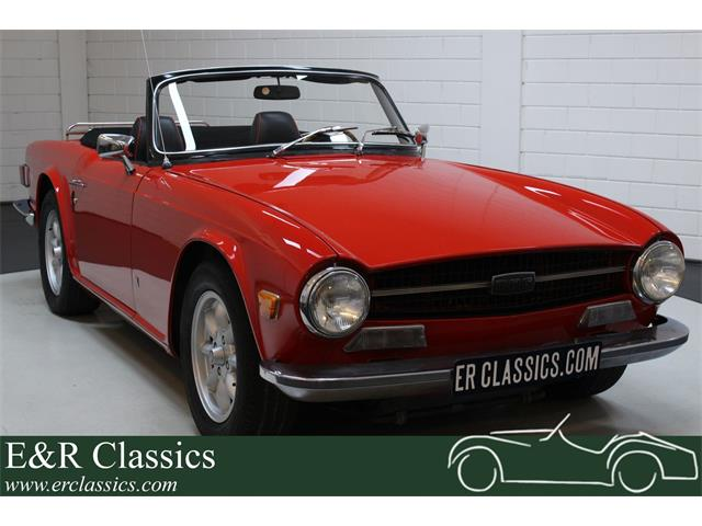 1971 Triumph TR6 (CC-1364856) for sale in Waalwijk, Noord-Brabant