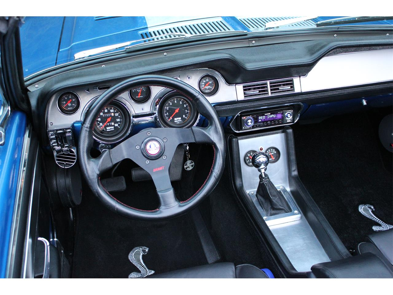 1968 Ford Mustang (CC-1364874) for sale in Woodinville, Washington