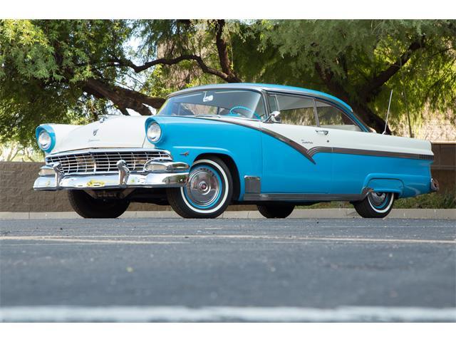 1956 Ford Fairlane Victoria (CC-1364889) for sale in Scottsdale, Arizona