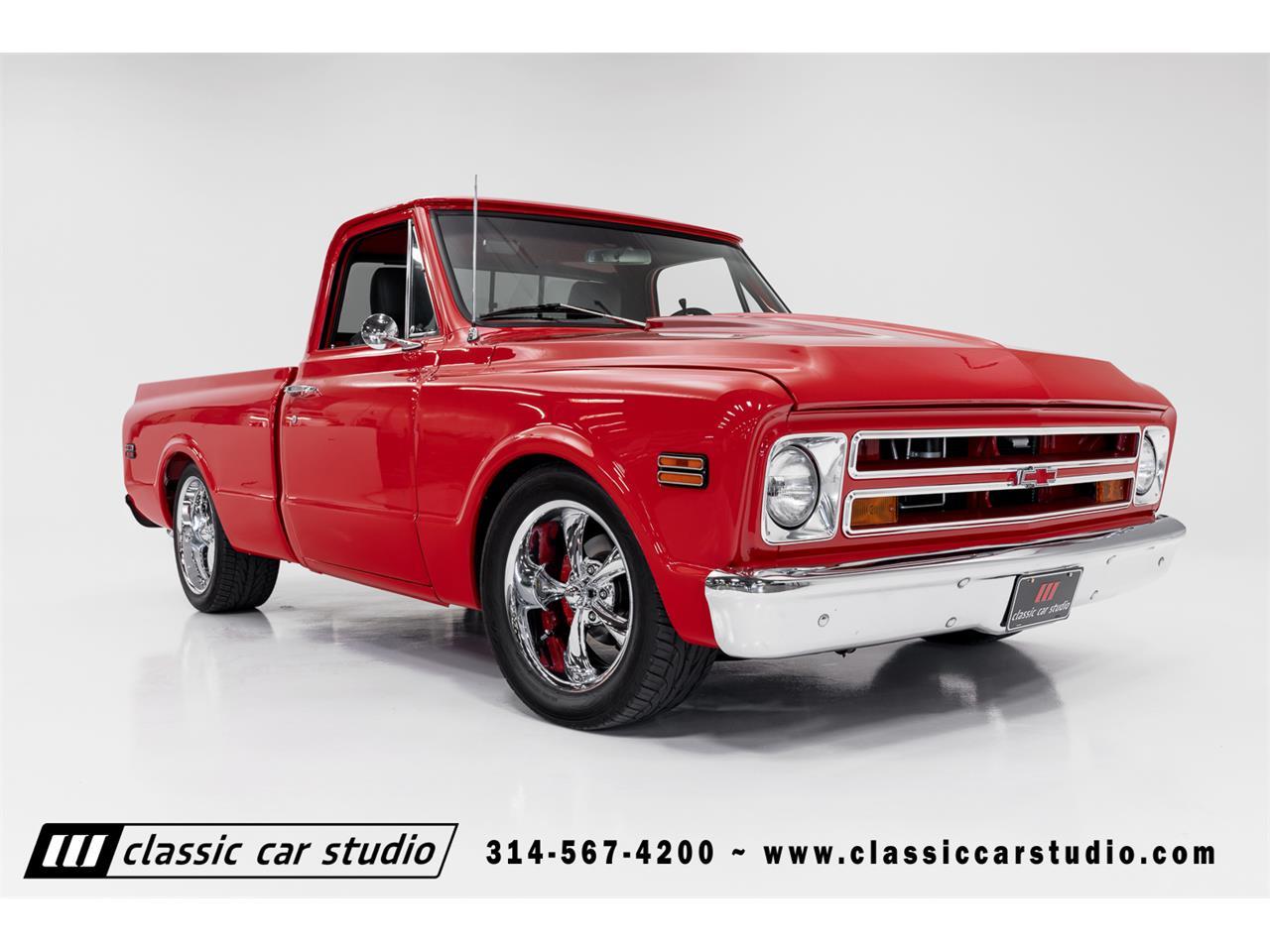 1968 Chevrolet C10 (CC-1364904) for sale in Saint Louis, Missouri