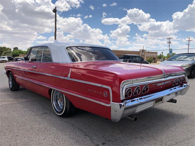 1964 Chevrolet Impala (CC-1364912) for sale in El Paso, Texas