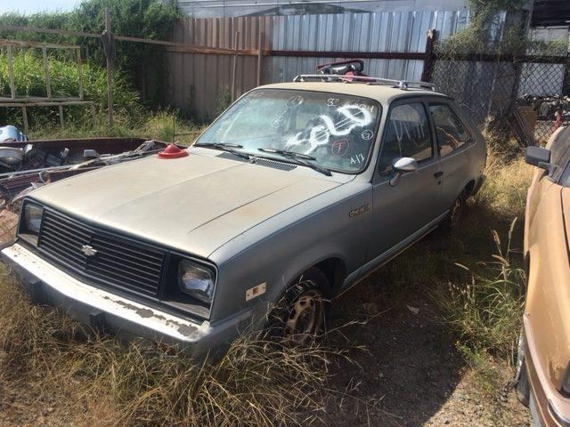 1985 Chevrolet Chevette (CC-1364921) for sale in Phoenix, Arizona