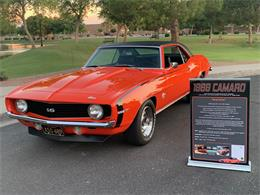 1969 Chevrolet Camaro SS (CC-1364923) for sale in Chandler , Arizona
