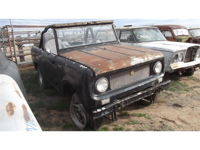 1961 International Pickup (CC-1364926) for sale in Phoenix, Arizona