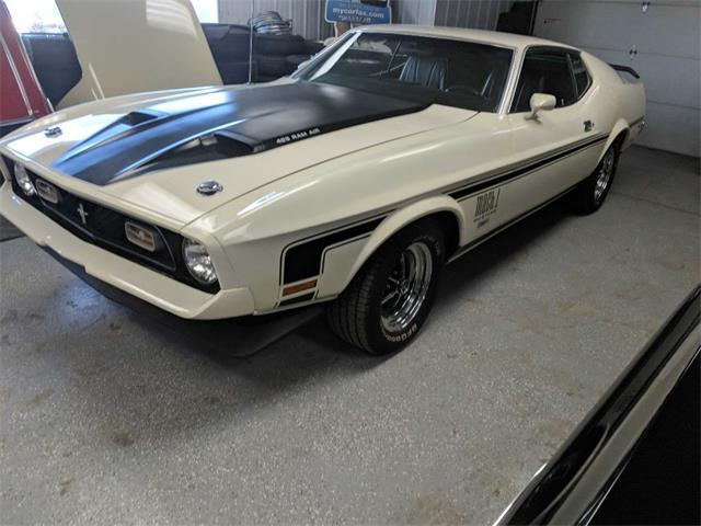 1971 Ford Mustang (CC-1360493) for sale in Spirit Lake, Iowa