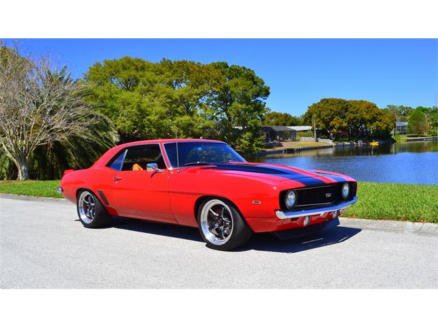 1969 Chevrolet Camaro SS (CC-1364935) for sale in Glassboro, New Jersey