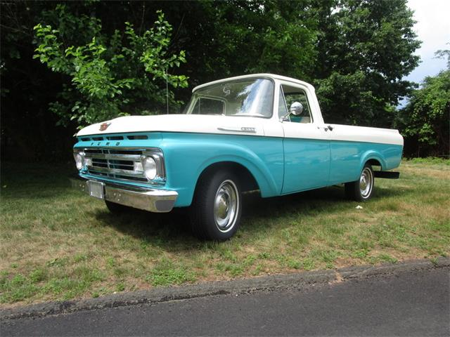 1962 Ford F100 (CC-1364936) for sale in Middletown, Connecticut