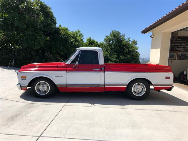 1969 Chevrolet C10 (CC-1364943) for sale in orange, California