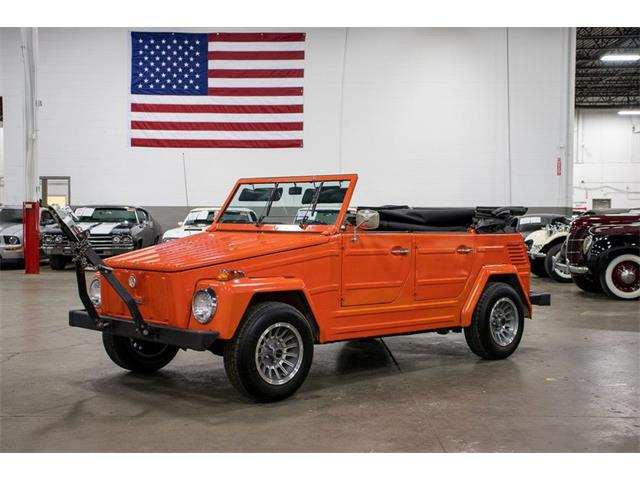 1973 Volkswagen Thing (CC-1364953) for sale in Kentwood, Michigan