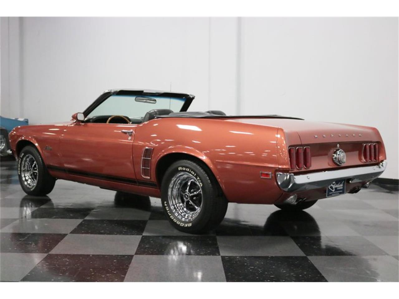 1969 Ford Mustang (CC-1364969) for sale in Concord, North Carolina