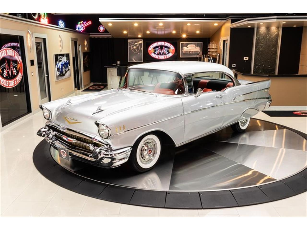 1957 Chevrolet Bel Air (CC-1364979) for sale in Plymouth, Michigan