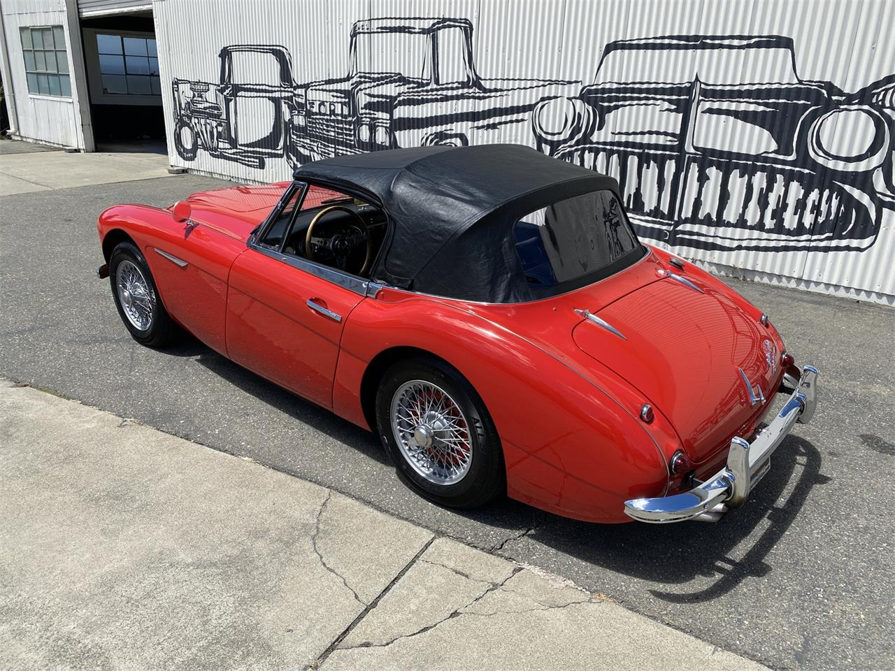 1963 Austin-Healey 3000 (CC-1364989) for sale in Fairfield, California