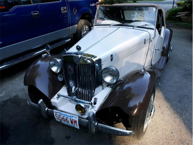 1957 MG TD (CC-1360499) for sale in Tampa, Florida
